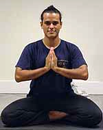Photo of Santiago Dobles, Instructor of Tantric Qi Gong Miami